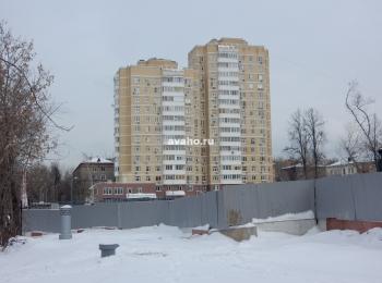 Новостройка ЖК Дом на ул. Бориса Жигуленкова23